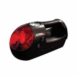Compresor Auto motos Calibrador Linterna Flash 12V Portatíl