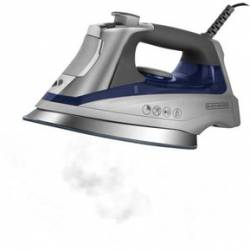 Plancha Vapor Ropa Ceramic Xpress Steam 1200W B&D