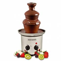 Fuente de Chocolate Mayware Acero Inoxidable